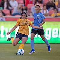 Sandy, UT - Friday May 03, 2019: Utah Royals FC vs Chicago Red Stars at Rio Tinto Stadium.