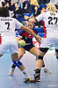 GBR v Russia Womens 2012 European Handball Championships Qualifier