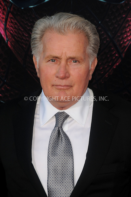 WWW.ACEPIXS.COM . . . . .  ....June 28 2012, LA....Actor Martin Sheen arriving at the premiere of Columbia Pictures' 'The Amazing Spider-Man' at the Regency Village Theatre on June 28, 2012 in Westwood, California....Please byline: PETER WEST - ACE PICTURES.... *** ***..Ace Pictures, Inc:  ..Philip Vaughan (212) 243-8787 or (646) 769 0430..e-mail: info@acepixs.com..web: http://www.acepixs.com