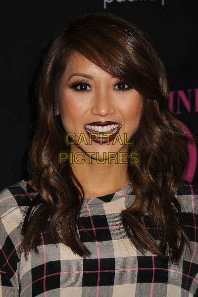 18 October 2014 - Santa Monica, California - Brenda Song. Elyse Walker's 10 Year Anniversary Pink Party held at Santa Monica Airport Hangar 8.  <br /> CAP/ADM/BP<br /> &copy;Byron Purvis/AdMedia/Capital Pictures