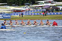 Race: 306  Event: W D 8+  Final<br /> <br /> British Rowing Masters Championships 2018<br /> Sunday<br /> <br /> To purchase this photo, or to see pricing information for Prints and Downloads, click the blue 'Add to Cart' button at the top-right of the page.