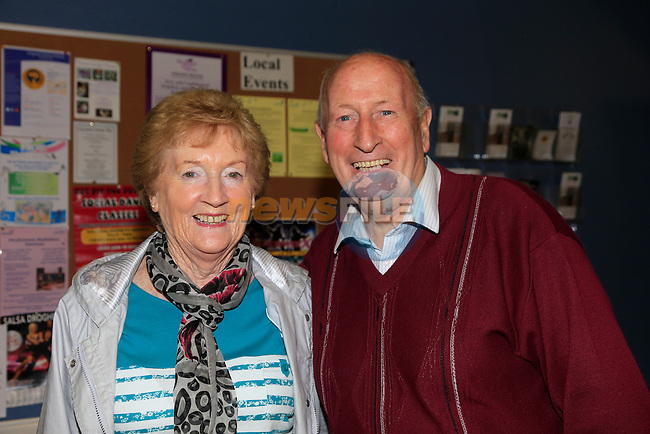 Kittie and Sean Donnelly at the Lourdes Brass Band 'Sounds of Summer' concert.<br /> Picture: www.newsfile.ie