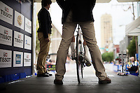 start ramp<br /> <br /> U23 Men TT<br /> UCI Road World Championships / Richmond 2015