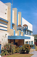 Los Angeles: Eagles Building, Redondo Beach, 1949. Photo '85.