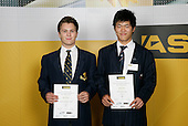 Golf Boys Finalists. ASB College Sport Young Sportsperson of the Year Awards 2006, held at Eden Park on Thursday 16th of November 2006.<br />