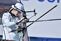 Ki Bo Bae Korea <br /> Roma 03-09-2017 Stadio dei Marmi <br /> Roma 2017 Hyundai Archery World Cup Final <br /> Finale Coppa del mondo tiro con l'arco <br /> Foto Andrea Staccioli Insidefoto/Fitarco