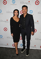 LOS ANGELES, CA - NOVEMBER 10: Mario Lopez, Courtney Laine Mazza attends the 5th Annual Eva Longoria Foundation Dinner at Four Seasons Hotel Los Angeles at Beverly Hills on November 10, 2016 in Los Angeles, California. (Credit: Parisa Afsahi/MediaPunch).