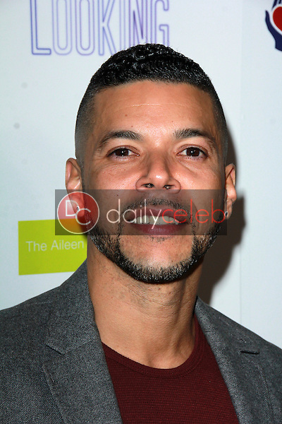 """Wilson Cruz<br /> at the HBO/Elizabeth Taylor AIDS Foundation/GLAAD """"Looking"""" Season 2 Final Screening and Party, The Abbey, West Hollywood, CA 03-19-15<br /> David Edwards/Dailyceleb.com 818-249-4998"""