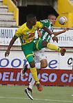 Nacional venció 1-0 a Huila en Neiva. Fecha 16 Liga Águila I-2016