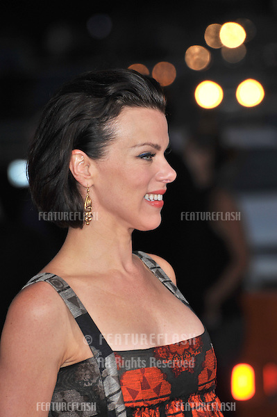 "Debi Mazar at the Los Angeles premiere of ""Vicky Cristina Barcelona"" at the Mann Village Theatre, Westwood..August 4, 2008  Los Angeles, CA.Picture: Paul Smith / Featureflash"