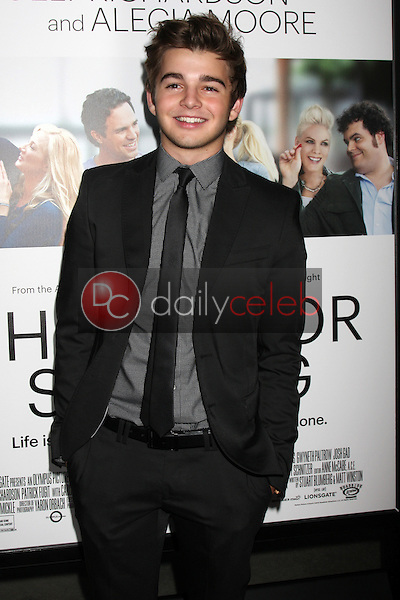 """Jack Griffo<br /> at the """"Thanks For Sharing"""" Los Angeles Premiere, Arclight, Hollywood, CA 09-16-13<br /> David Edwards/Dailyceleb.com 818-249-4998"""