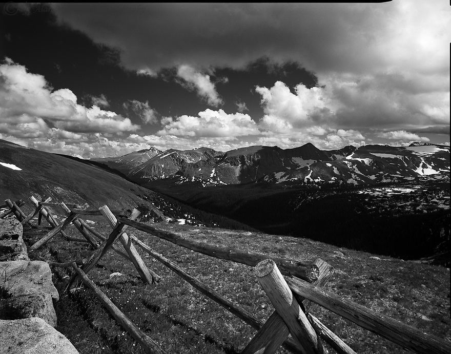 """Alpine Fence""<br />