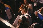 Accordion festival and competition Perth Scotland 1989 1980s UK