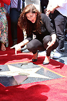 LOS ANGELES - SEP 12:  Trace Lysette at the Judith Light Star Ceremony on the Hollywood Walk of Fame on September 12, 2019 in Los Angeles, CA