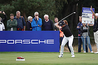 Ricardo Gouveia (POR) during the third round of the Porsche European Open , Green Eagle Golf Club, Hamburg, Germany. 07/09/2019<br /> Picture: Golffile   Phil Inglis<br /> <br /> <br /> All photo usage must carry mandatory copyright credit (© Golffile   Phil Inglis)
