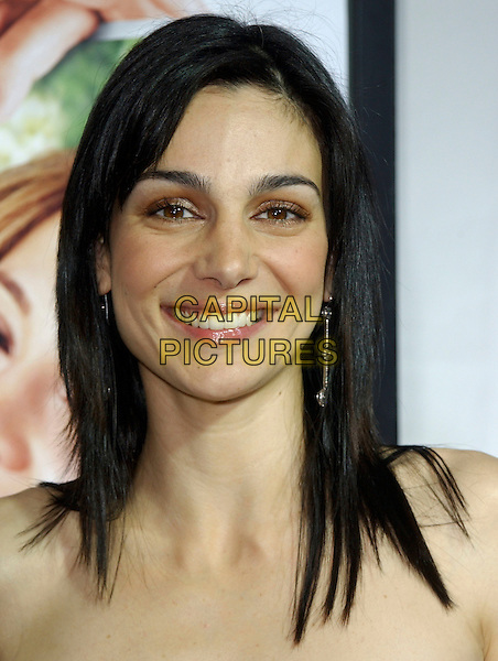 "ANNIE PARISSE.At New Line Cinema's Los Angeles Premiere of ""Monster-in-Law"" held at The Mann National Theatre in Westwood, California, USA,.April 29th 2005..portrait headshot.Ref: DVS.www.capitalpictures.com.sales@capitalpictures.com.©Debbie VanStory/Capital Pictures"