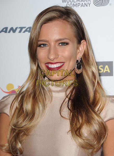 Renee Bargh attends The G'Day USA Black Tie Gala held at  JW Marriot at LA Live in Los Angeles, California on January 11,2014                                                                                <br /> CAP/DVS<br /> &copy;Debbie VanStory/Capital Pictures