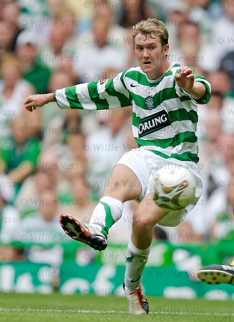 Aiden McGeady, Celtic.stock season 2006-2007.pic willie vass