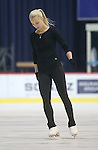 Training session - Kiira Korpi - The Golden Spin