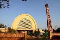 BURKINA FASO , Kathedrale von Bobo Dioulasso