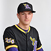 John Delaney of Islip poses for a portrait during Newsday's varsity baseball season preview photo shoot at company headquarters in Melville on Friday, March 23, 2018.