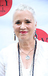 Eve Ensler attends the 9th Annual LILLY Awards at the Minetta Lane Theatre on May 21,2018 in New York City.