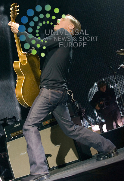 Bryan Adams plays a headline gig at the SECC in Glasgow on Friday 25th November 2011.. .Pictures: Peter Kaminski/Universal News and Sport (Europe)2011