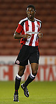 Kimarni Smith of Sheffield Utd during the U23 Professional Development League match at Bramall Lane Stadium, Sheffield. Picture date: September 6th, 2016. Pic Simon Bellis/Sportimage