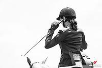 2017 NZL-Cushionride Auckland Manukau Regional Dressage Championships. Shirley Watts Memorial Festival of Dressage. Clevedon. Auckland. Friday 20 January. Copyright Photo: Libby Law Photography