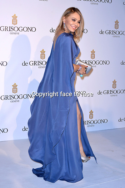 Ornella Muti attending the Grisogono party, at the hotel Eden Roc, in Antibes, during the 66th annual International Cannes Film Festival in Cannes, France, 21th May 2013. Credit: Timm/face to face