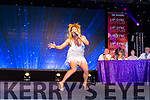Tina Turner aka Mary O'Sullivan wows the judges  at the Castleisland Lipsync on Saturday night