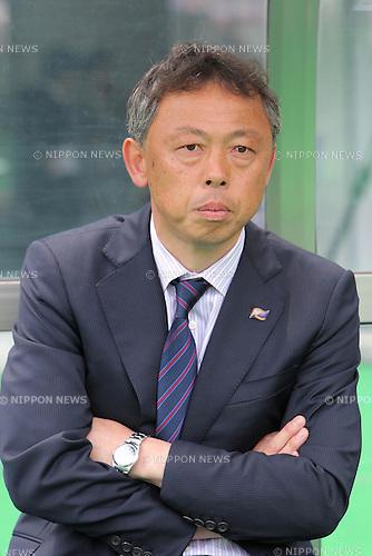 Kiyoshi Okuma (FC Tokyo), April 30, 2011 - Football : 2011 J.LEAGUE Division 2, 9th Sec match between F.C.Tokyo 0-0 Consadole Sapporo at Ajinomoto Stadium, Tokyo, Japan. (Photo by Akihiro Sugimoto/AFLO SPORT) [1080]