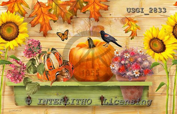 GIORDANO, STILL LIFE STILLLEBEN, NATURALEZA MORTA, paintings+++++,USGI2833,#I# autumn pumpkins