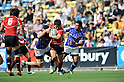 Ryohei Arita (JPN), .JUNE 17, 2012 - Rugby : IRB Pacific Nations Cup 2012 match between Japan 26-27 Samoa at Chichibunomiya Rugby Stadium, Tokyo, Japan. (Photo by Jun Tsukida/AFLO SPORT) [0003]