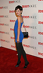 LOS ANGELES, CA. - September 18: Actress Nora Zehetner arrives at the Teen Vogue Young Hollywood Party at the Los Angels County Museum Of Art on September 18, 2008 in Los Angeles, California.