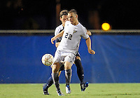 Florida International University men's soccer player Quentin Albrecht (22) plays against Florida Atlantic University on August 28, 2011 at Miami, Florida.  The game ended in a 1-1 overtime tie. .