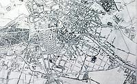 Berlin: Berlin in 1850. METROPOLIS 1890-1940. Reference only.