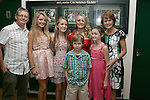 Ellen McKenna with her family at her birthday party in The Rugby Club....Photo NEWSFILE/Jenny Matthews.(Photo credit should read Jenny Matthews/NEWSFILE)....This Picture has been sent you under the condtions enclosed by:.Newsfile Ltd..The Studio,.Millmount Abbey,.Drogheda,.Co Meath..Ireland..Tel: +353(0)41-9871240.Fax: +353(0)41-9871260.GSM: +353(0)86-2500958.email: pictures@newsfile.ie.www.newsfile.ie.FTP: 193.120.102.198.