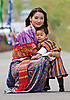 Prince Jigme With Parents King & Queen of Bhutan