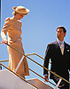 """PRINCESS DIANA AND PRINCE CHARLES.arrival in Melbourne Airport at the start of their Australian Tour Melbourne_November 1985.27 years later Prince Charles returns to Austrlaia with Camilla, Duchess of Cornwall for the first time..Mandatory credit photo: ©Francis Dias/NEWSPIX INTERNATIONAL..(Failure to credit will incur a surcharge of 100% of reproduction fees)..                **ALL FEES PAYABLE TO: """"NEWSPIX INTERNATIONAL""""**..IMMEDIATE CONFIRMATION OF USAGE REQUIRED:.DiasImages, 31a Chinnery Hill, Bishop's Stortford, ENGLAND CM23 3PS.Tel:+441279 324672  ; Fax: +441279656877.Mobile:  07775681153.e-mail: info@newspixinternational.co.uk"""