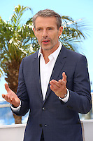 Lambert Wilson, attends a photocall during the 67th Cannes Film Festival - France