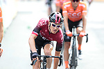 Geraint Thomas (WAL) Team Ineos crosses the finish line at the end of Stage 1 of the 2019 Tour de France running 194.5km from Brussels to Brussels, Belgium. 6th July 2019.<br /> Picture: Colin Flockton | Cyclefile<br /> All photos usage must carry mandatory copyright credit (© Cyclefile | Colin Flockton)
