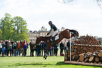 Badminton, Gloucestershire, United Kingdom, 4th May 2019, Tim Price riding Ringwood Sky Boy during the Cross Country Phase of the 2019 Mitsubishi Motors Badminton Horse Trials, Credit:Jonathan Clarke/JPC Images