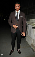 Jermaine Jenas at the GQ Car Awards 2018, Corinthia Hotel, Whitehall Place, London, England, UK, on Monday 05 February 2018.<br /> CAP/CAN<br /> &copy;CAN/Capital Pictures