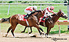 Jabuzi winning at Delaware Park on 7/17/13