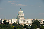 Washington DC; USA: The dome of the Capitol Building, legislative branch of the US government.Photo copyright Lee Foster Photo # 3-washdc82328