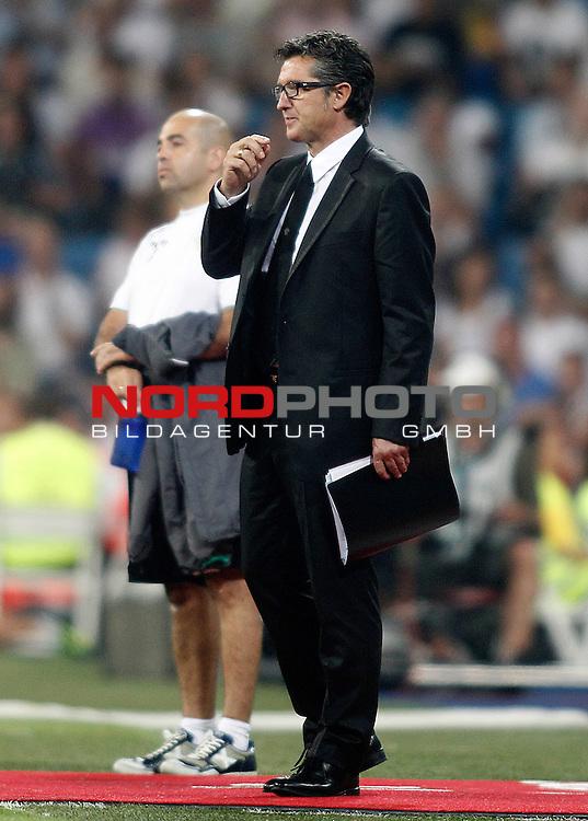 Real Madrid's delegate Miguel Porlan Chendo during La Liga match.August 18,2013. Foto © nph / Acero)