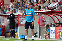 Notts County manager Neal Ardley during Ebbsfleet United vs Notts County, Vanarama National League Football at The Kuflink Stadium on 24th August 2019
