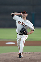 Chris Heston - AZL Giants (2009 Arizona League)..Photo by:  Bill Mitchell/Four Seam Images..
