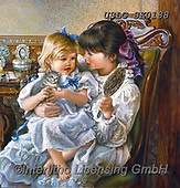 CHILDREN, KINDER, NIÑOS, paintings+++++,USLGSK0188,#K#, EVERYDAY ,Sandra Kock, victorian